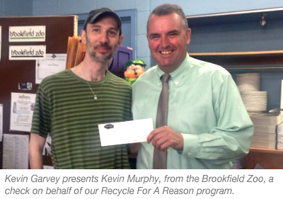 2nd Quarter Recipients– Chicago Zoological Society-Brookfield Zoo