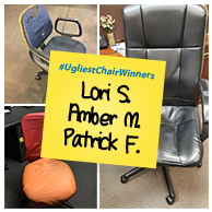 Ugly Chair Winners