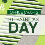 Office Crafts: St. Patrick's Day