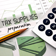 Tax Supplies Preparation