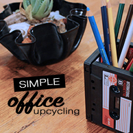 Simple Office Upcycling