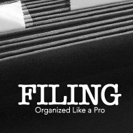 Organize Filing