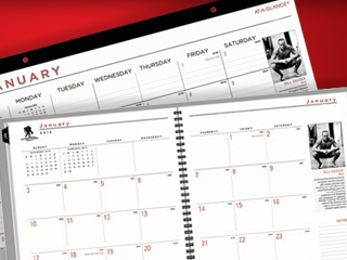 At-A-Glance Wounded Warrior Project Calendars and Planners