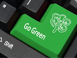 Easy Being Green
