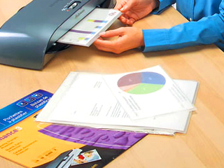 Top Items to Laminate in the Office