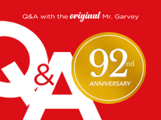 Q&A with the Original Mr. Garvey