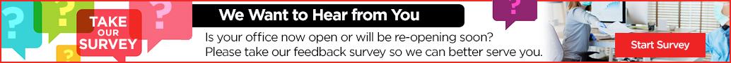 Re-Opening Feedback Survey