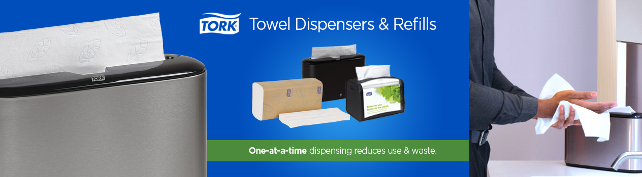 Tork Towel Dispensers & Refills