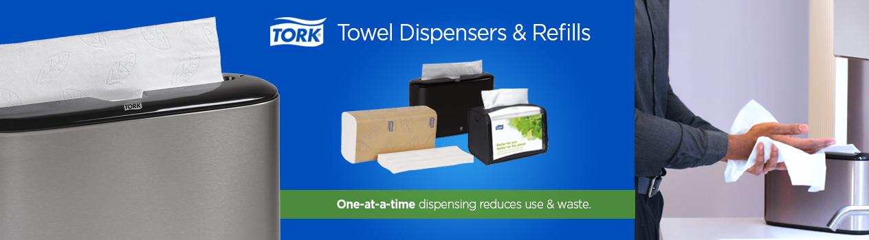 Tork Towel Dispensers & Refills