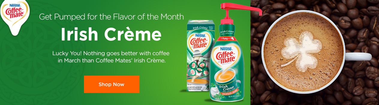 Coffee Mate Irish Creme