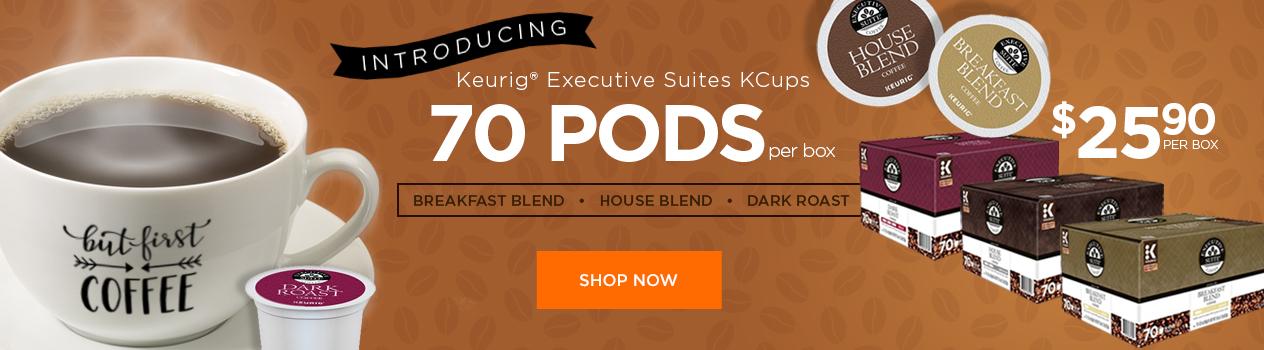 Keurig Executive Suite Kcup