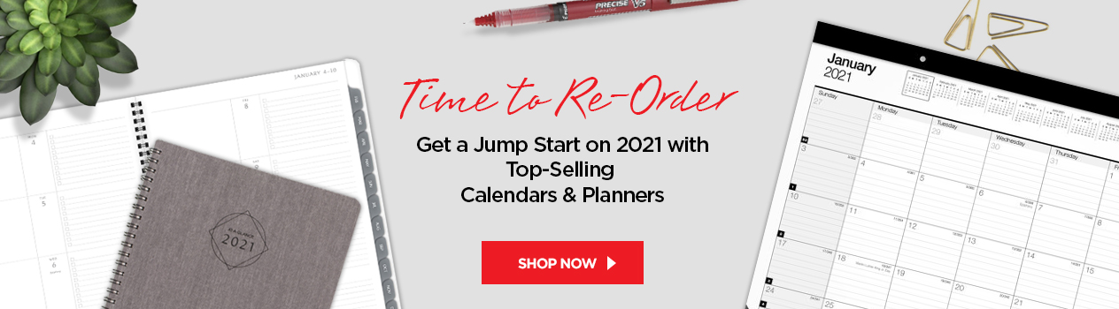 2021 Calendars and Planners