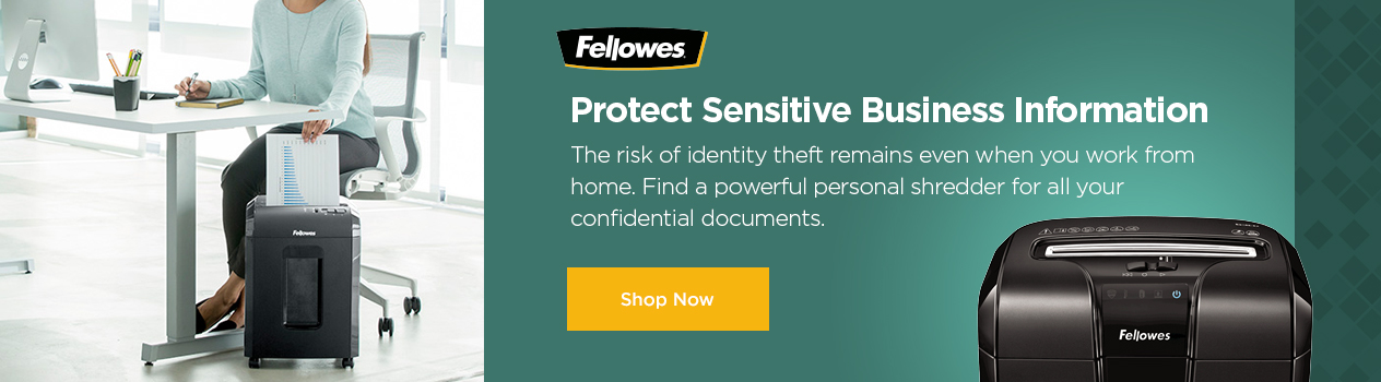 Fellowes Personal Shredder