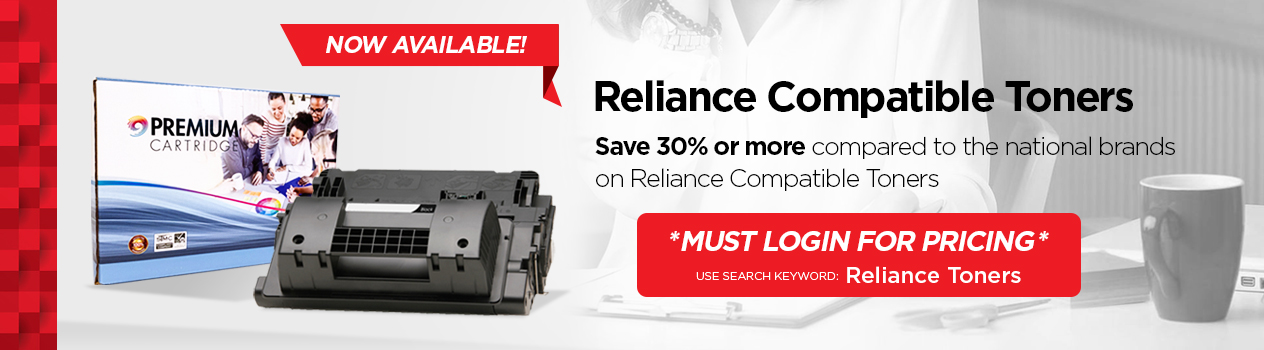 Reliance Compatible Toners