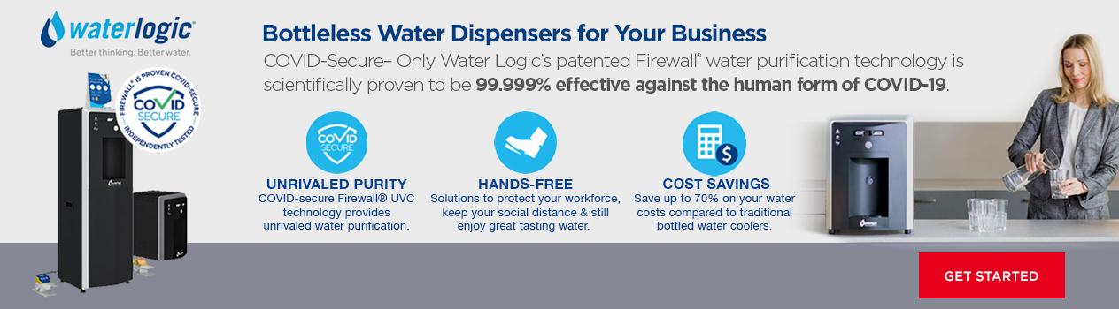 WaterLogic Bottless Water Service