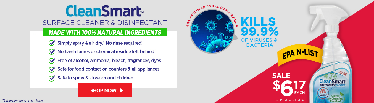 CleanSmart Disinfectant