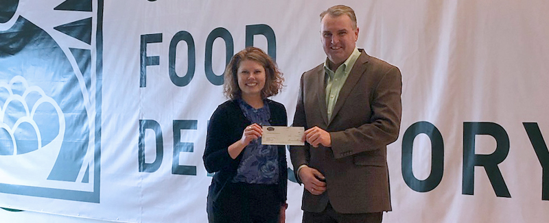 4th Quarter of 2018 Check Presentation: The Greater Chicago Food Depository